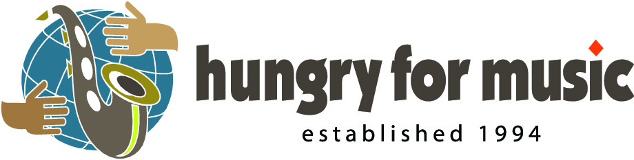 hungry for music logo c