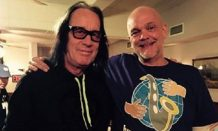 Todd Rundgren and Jeff Campbell