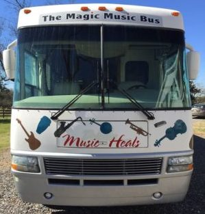 Magic Music Bus Tour 100 Cities in 48 States Hungry for Music