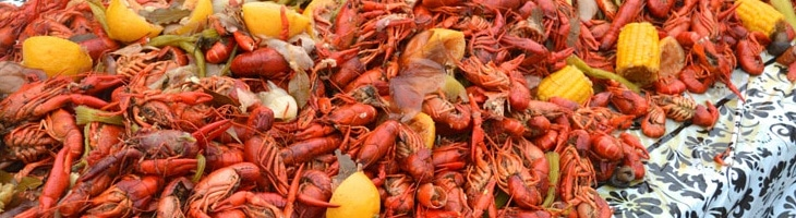 Hungry for Crawfish Tickets Available Now!