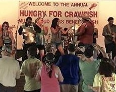 hungry for crawfish boil