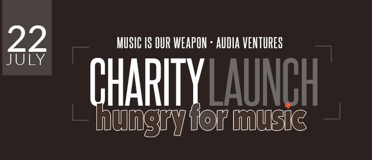 Phantom City Records Charity Launch