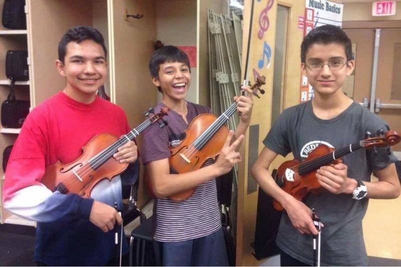 Austin Violins