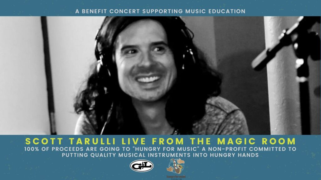 Scott Tarullli Benefit Concert